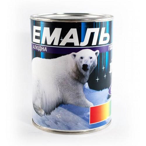 Эмаль ПФ-115 0,9кг купить Харьков, фото