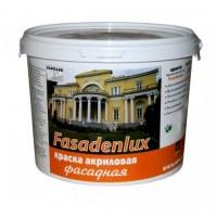 Краска акриловая фасадная «Fasadenlux» 3 л