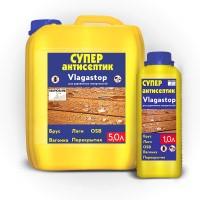 Супер-антисептик «Vlagastop» ( для дерева, водоотталкивающий)  купить харьков, фото