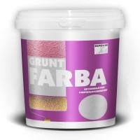 Грунт-краска акриловая «Grunt Farba» с кварцевым наполнителем  купить харьков, фото